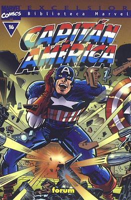 Biblioteca Marvel: Capitán América (1999-2000) #16