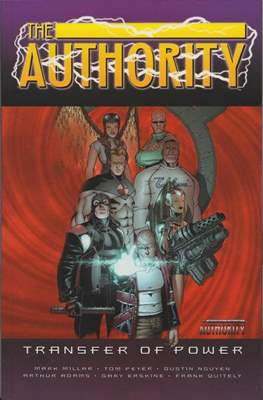 The Authority (Softcover 128-160-192 pp) #4