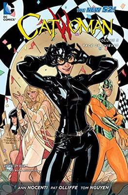 Catwoman Vol. 4 (2011) New 52 (Softcover) #5