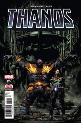 Thanos (Comic-book) #5