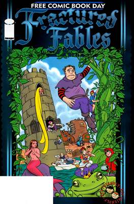 Fractured Fables. Free Comic Book Day 2010