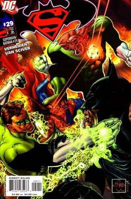 Superman / Batman (2003-2011) (saddle-stitched) #29