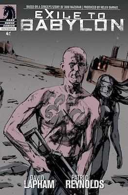 Exile to Babylon (Comic book) #4