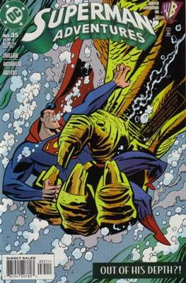 Superman Adventures (Comic Book) #35