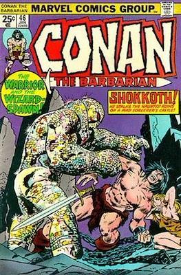 Conan The Barbarian (1970-1993) (Grapa, 32 págs.) #46