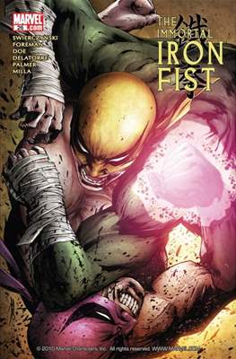 The Immortal Iron Fist (2007-2009) (Digital) #26