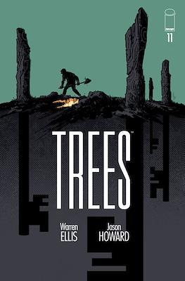 Trees (Digital) #11
