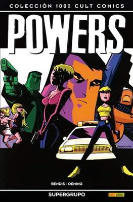 Powers. 100% Cult Comics (Rústica 128-240 pp) #4