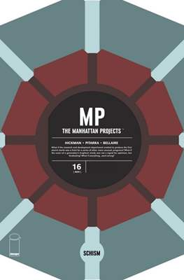 The Manhattan Projects (Comic-book) #16
