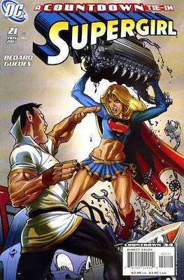 Supergirl Vol. 5 (2005-2011) (Comic Book) #21