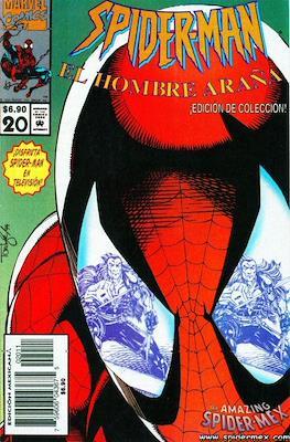 Spider-Man el Hombre Araña (1996-1998) (Grapa) #20