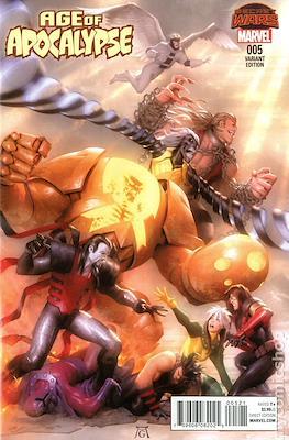 Age of Apocalypse - Secret Wars (Variant Cover) (Comic Book) #5