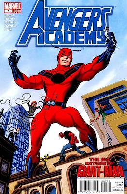 Avengers Academy (2010-2013) #7