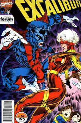 Excalibur Vol. 1 (1989-1995) (Grapa) #67