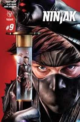 Ninjak(2015) (Comic-book) #9