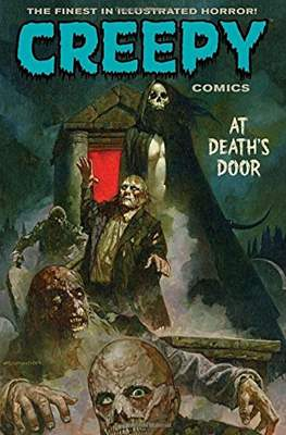 Creepy Comics (Paperback) #2
