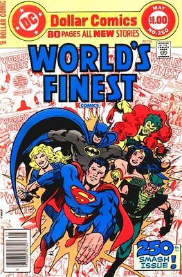 World's Finest Comics (1941-1986) (Grapa) #250
