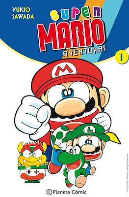 Super Mario Aventuras (Rústica con sobrecubierta) #1