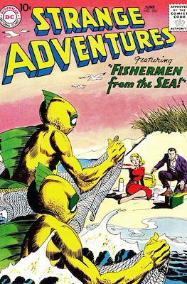 Strange Adventures (Comic Book) #105