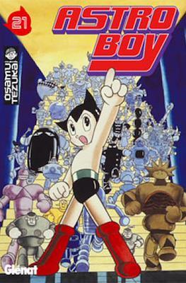 Astro Boy (Rústica con sobrecubierta) #21