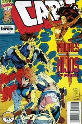 Cable Vol. 1 (1994-1995) #8