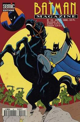 Batman Magazine #10