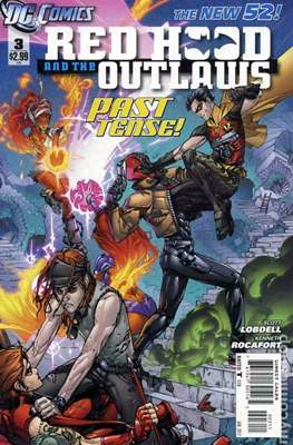 Red Hood and the Outlaws (2011-) New 52 (Comic-Book) #3