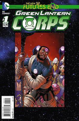Green Lantern Corps Vol. 3 (2011-2015) #34.5