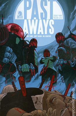 Past Aways (Comic Book) #4