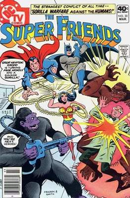 Super Friends Vol.1 (1976-1981) (Grapa, 32 págs.) #30