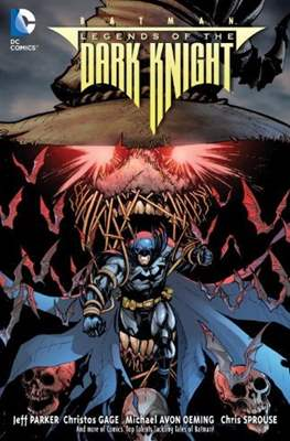 Batman: Legends of the Dark Knight Vol. 2 (2012) (Softcover) #2
