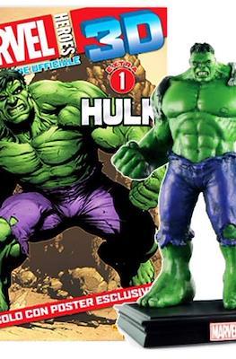 Marvel Héroes 3D: Especiales - Colección Oficial (Grapa) #1