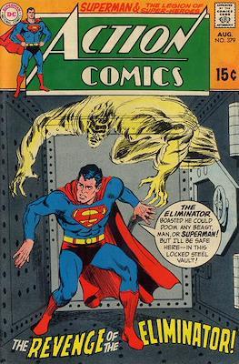 Action Comics Vol. 1 (1938-2011; 2016-) (Comic Book) #379