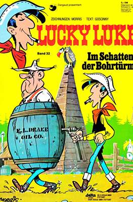 Lucky Luke (Softcover) #32