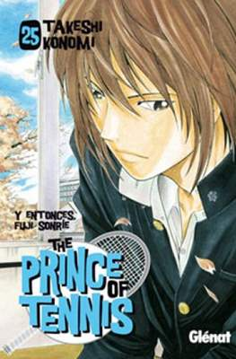 The Prince of Tennis (Rústica con sobrecubierta) #25