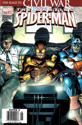 The Amazing Spider-Man Vol. 2 (1999-2014) (Comic-Book) #531