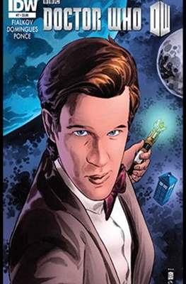 Doctor Who - Vol 3 #7