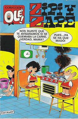 Colección Olé! 1ª etapa (Rústica 64 pp) #8