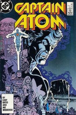 Captain Atom (1987-1991) #2