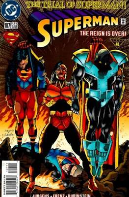 Superman Vol. 2 (1987-2006) (Comic Book) #107