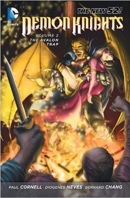 Demon Knights (2011-2013) (Softcover) #2