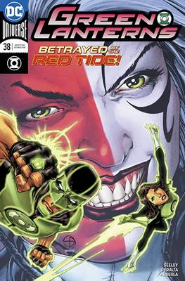 Green Lanterns Vol. 1 (2016-2018) (Comic-book) #38