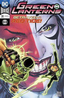 Green Lanterns Vol. 1 (2016-2018) #38