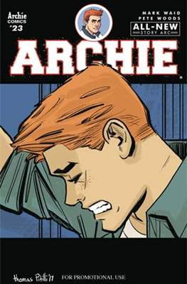 Archie (2015-) (Comic Book) #23