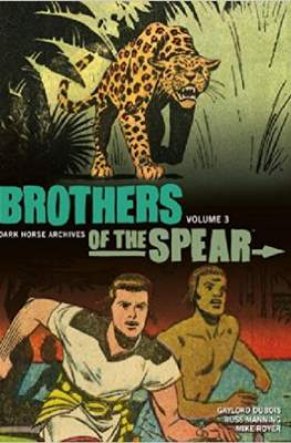 Brothers of the Spear (Cartoné 272 pp) #3