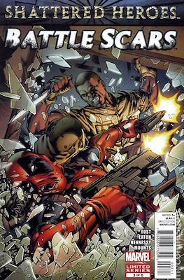 Battle Scars (Comic books 32 pags) #3