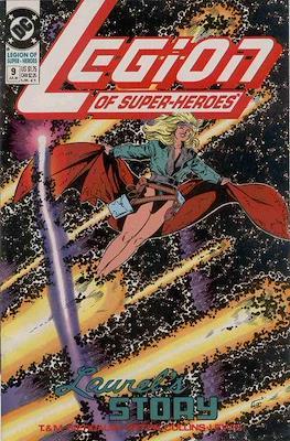 Legion of Super-Heroes Vol. 4 (1989-2000) #9