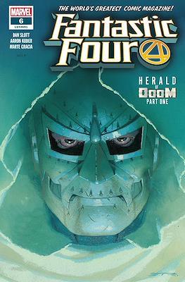 Fantastic Four Vol. 6 #6