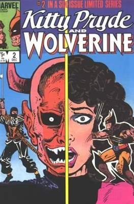 Kitty Pryde and Wolverine Vol 1 (Comic-book) #2