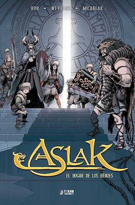 Aslak (Integral Cartoné 104 pp) #3